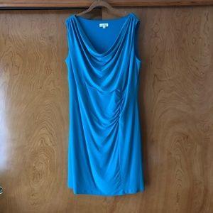Jones Studio drape dress